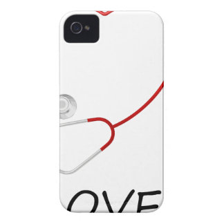 peace love44 iPhone 4 Case-Mate case