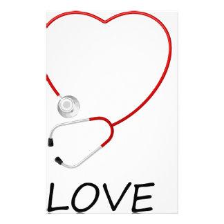 peace love44 stationery