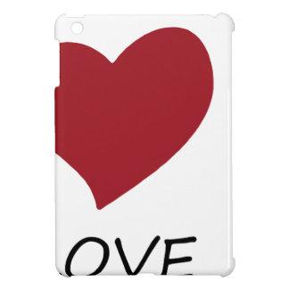 peace love45 iPad mini case