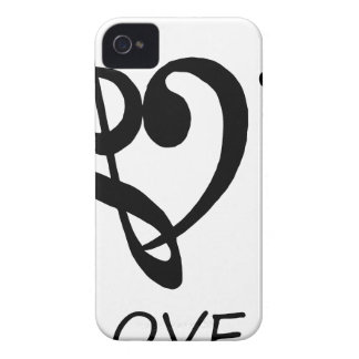 peace love46 Case-Mate iPhone 4 case
