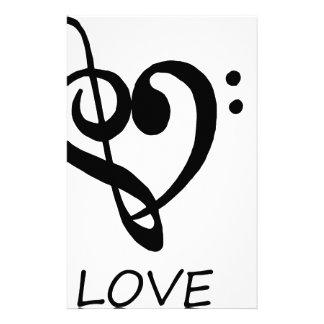 peace love46 stationery