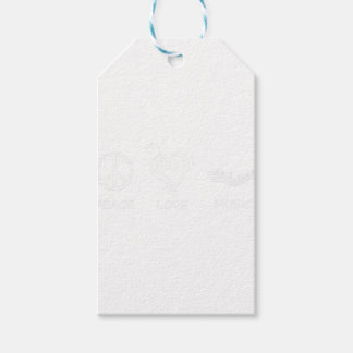 peace love47 gift tags