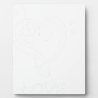 peace love47 plaque