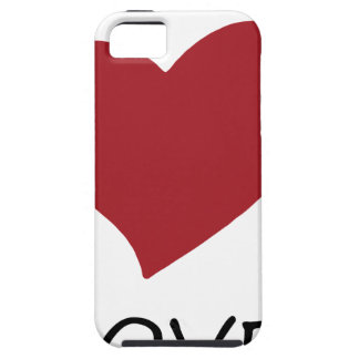 peace love48 case for the iPhone 5