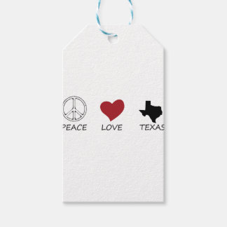 peace love48 gift tags