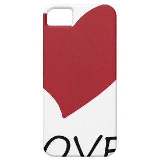 peace love48 iPhone 5 cover