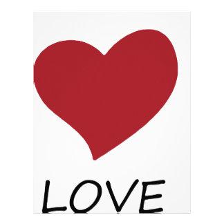 peace love48 letterhead