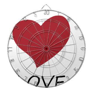 peace love49 dartboard