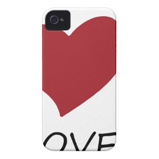 peace love49 iPhone 4 cover