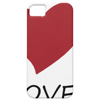 peace love49 iPhone 5 cover