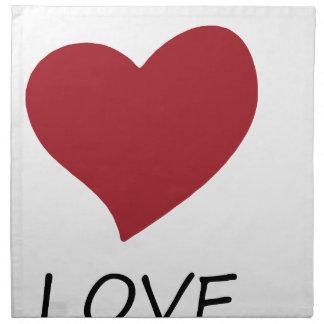 peace love49 napkin