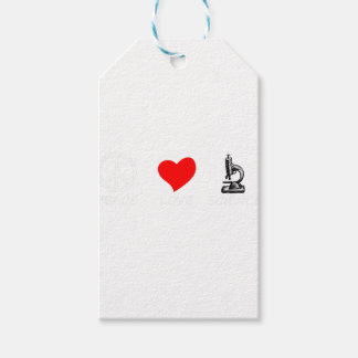 peace love4 gift tags