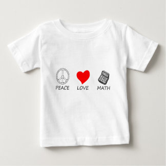 peace love5 baby T-Shirt