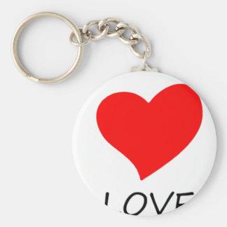 peace love5 keychain