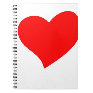peace love6 notebook