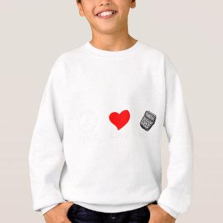 peace love6 sweatshirt