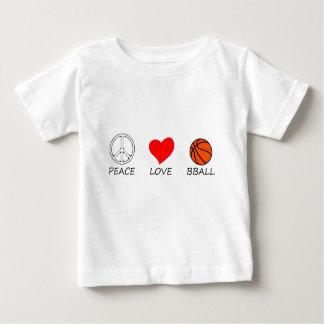 peace love7 baby T-Shirt