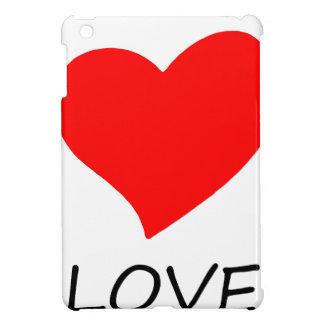peace love7 case for the iPad mini