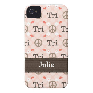 Peace Love 13.1 iPhone 4 4s Case-Mate Cover