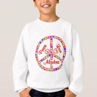 Peace Love Algebra Sweatshirt