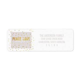 Peace Love and Joy Holiday