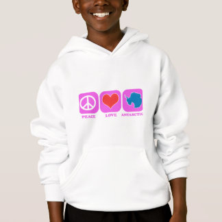 Peace Love Antarctica