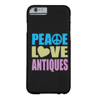 Peace Love Antiques Barely There iPhone 6 Case