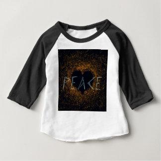 peace-love baby T-Shirt