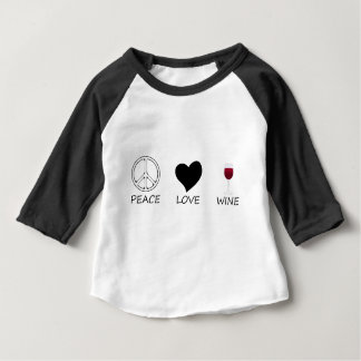 peace love baby T-Shirt