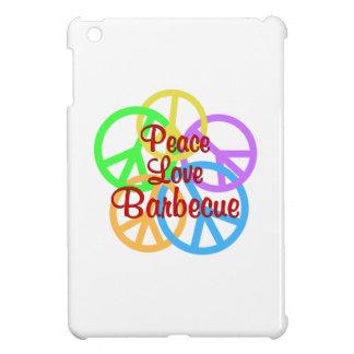 Peace Love Barbecue Case For The iPad Mini