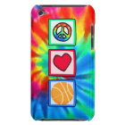 Peace, Love, Basketball Case-Mate iPod Touch Case