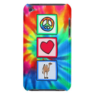 Peace, Love, Camels iPod Touch Cover