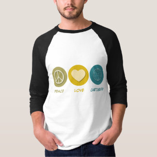 Peace Love Cartography T-Shirt