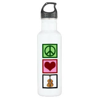 Peace Love Cello 710 Ml Water Bottle
