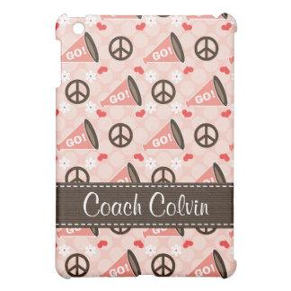 Peace Love Cheer  Cover For The iPad Mini
