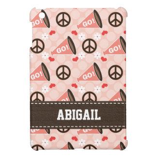 Peace Love Cheer iPad Mini Covers