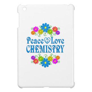 Peace Love Chemistry iPad Mini Cases