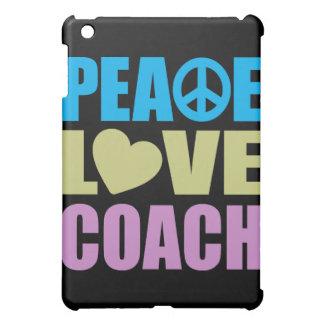 Peace Love Coach iPad Mini Covers