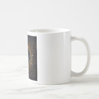 peace-love coffee mug