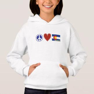 Peace Love Colorado children's