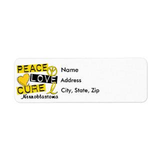 Peace Love Cure Neuroblastoma