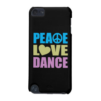 Peace Love Dance iPod Touch (5th Generation) Covers