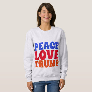 PEACE LOVE (Donald) TRUMP, Vintage T-shirts