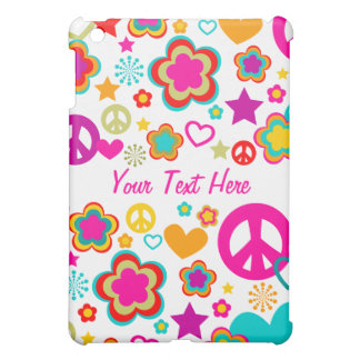 Peace Love & Everything Girly Case For The iPad Mini