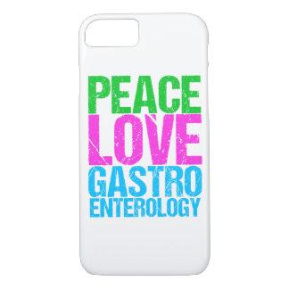 Peace Love Gastroenterology iPhone 8/7 Case