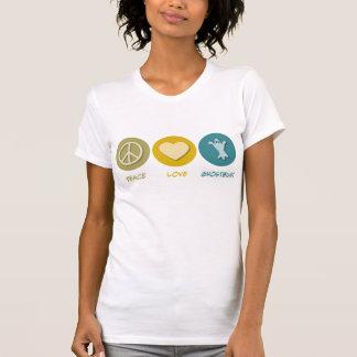 Peace Love Ghostbust T-Shirt