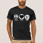 Peace/Love/Golf T-Shirt