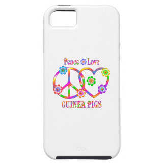 Peace Love Guinea Pigs iPhone 5 Cover