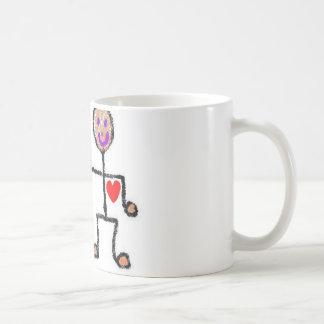 Peace Love Happiness Coffee Mug