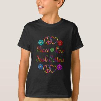 PEACE LOVE IRISH SETTERS T-Shirt